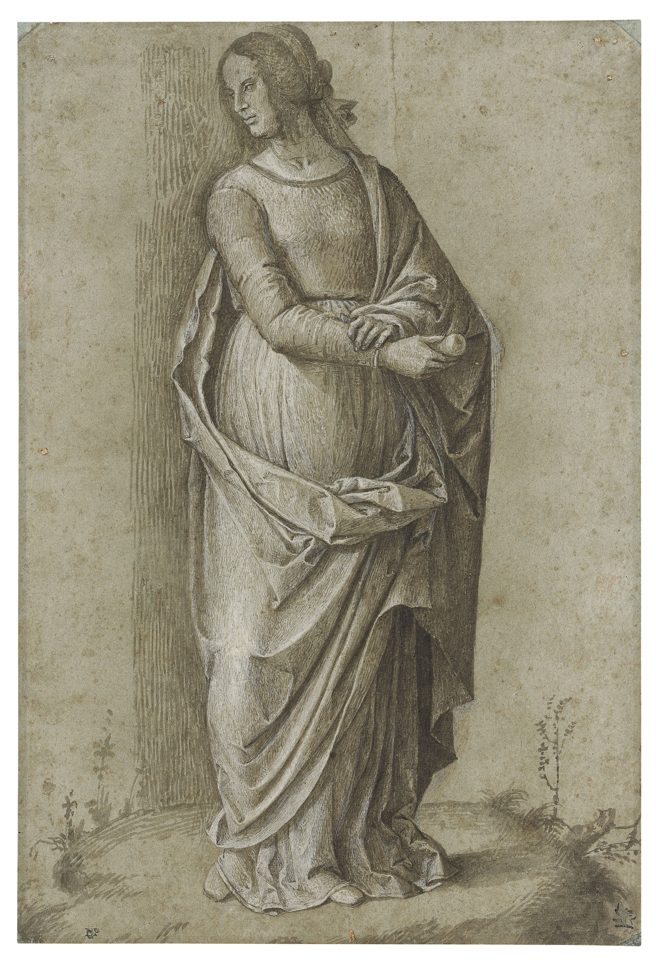 Old Master and British Drawings and Watercolours Including Works from the Collection of Jean Bonna
