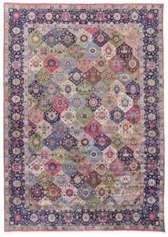 A Large La Carpet