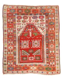 A CENTRAL ANATOLIAN PRAYER RUG