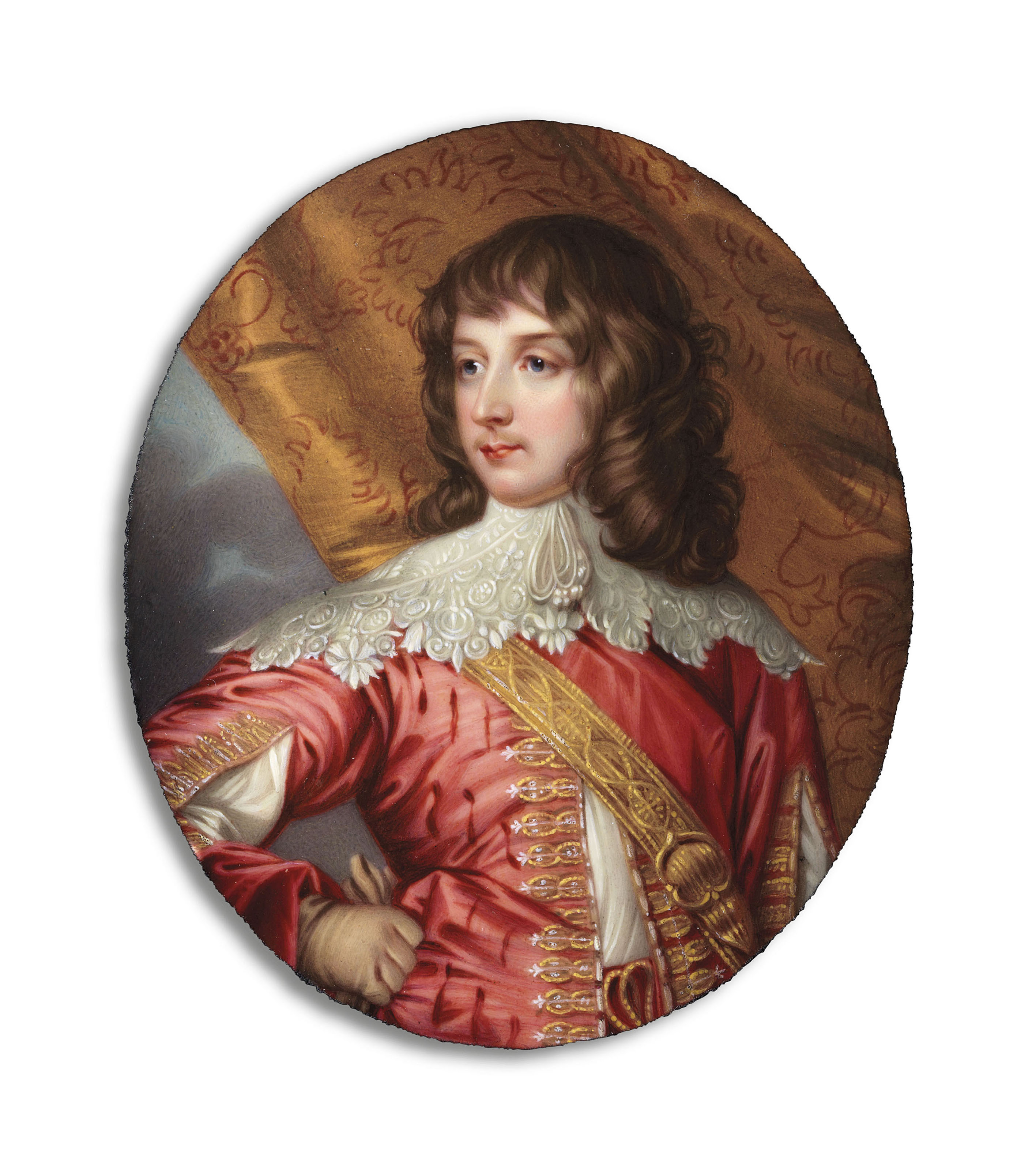 Henry Pierce Bone (British, 1779-1855) After Sir Anthony