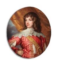 Henry Pierce Bone (British, 1779-1855) after Sir Anthony Van Dyck (Flemish, 1599-1641)
