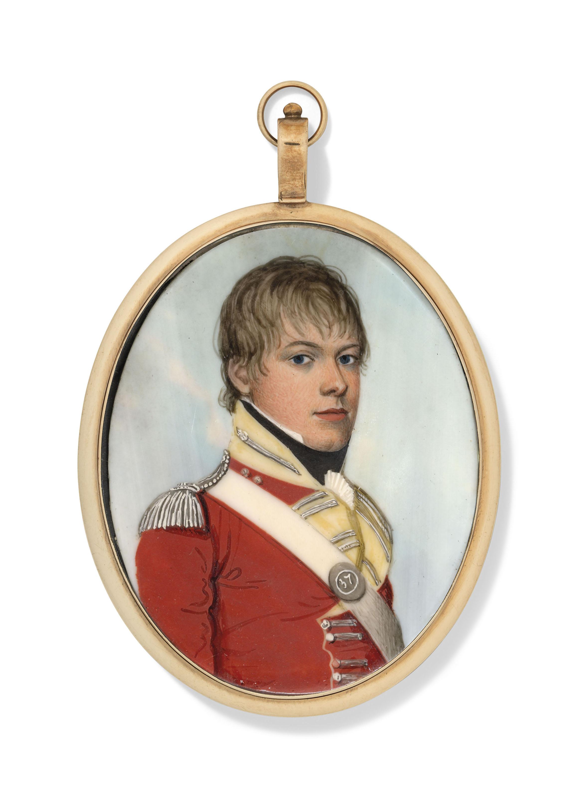 Frederick Buck (Irish, 1771 -