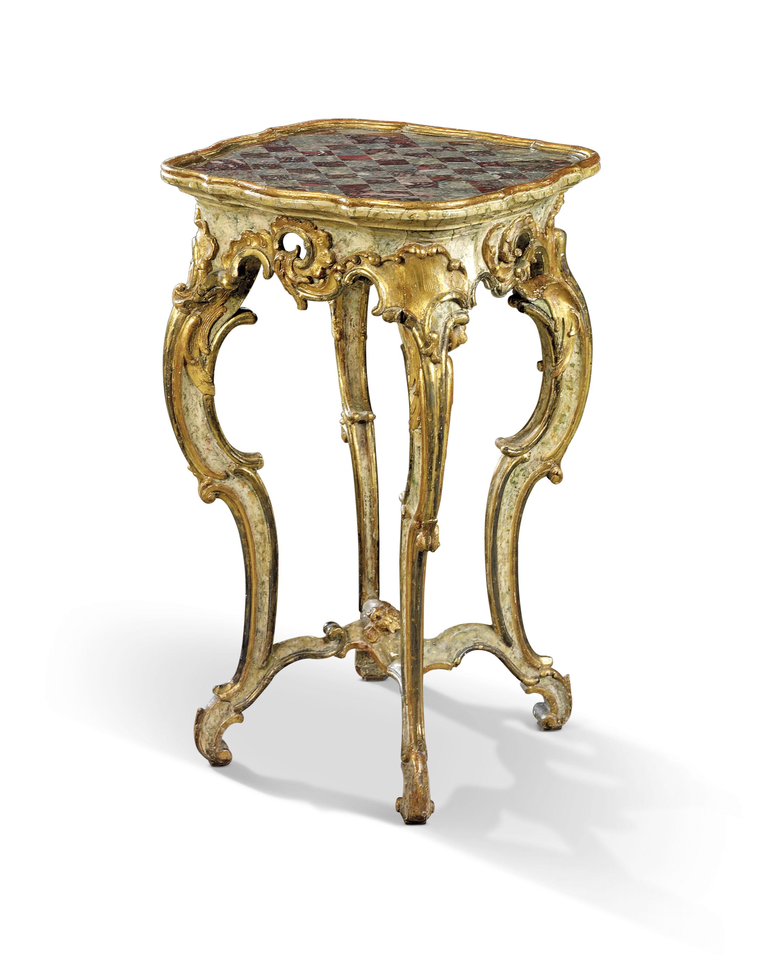 Earnest Antique Mahogany X Cross Legs Foot Stool Wood Lustrous Surface Furniture
