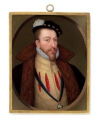 Henry Bone, R.A. (British, 1755-1834) after an Unknown British Artist, circa 1605-08
