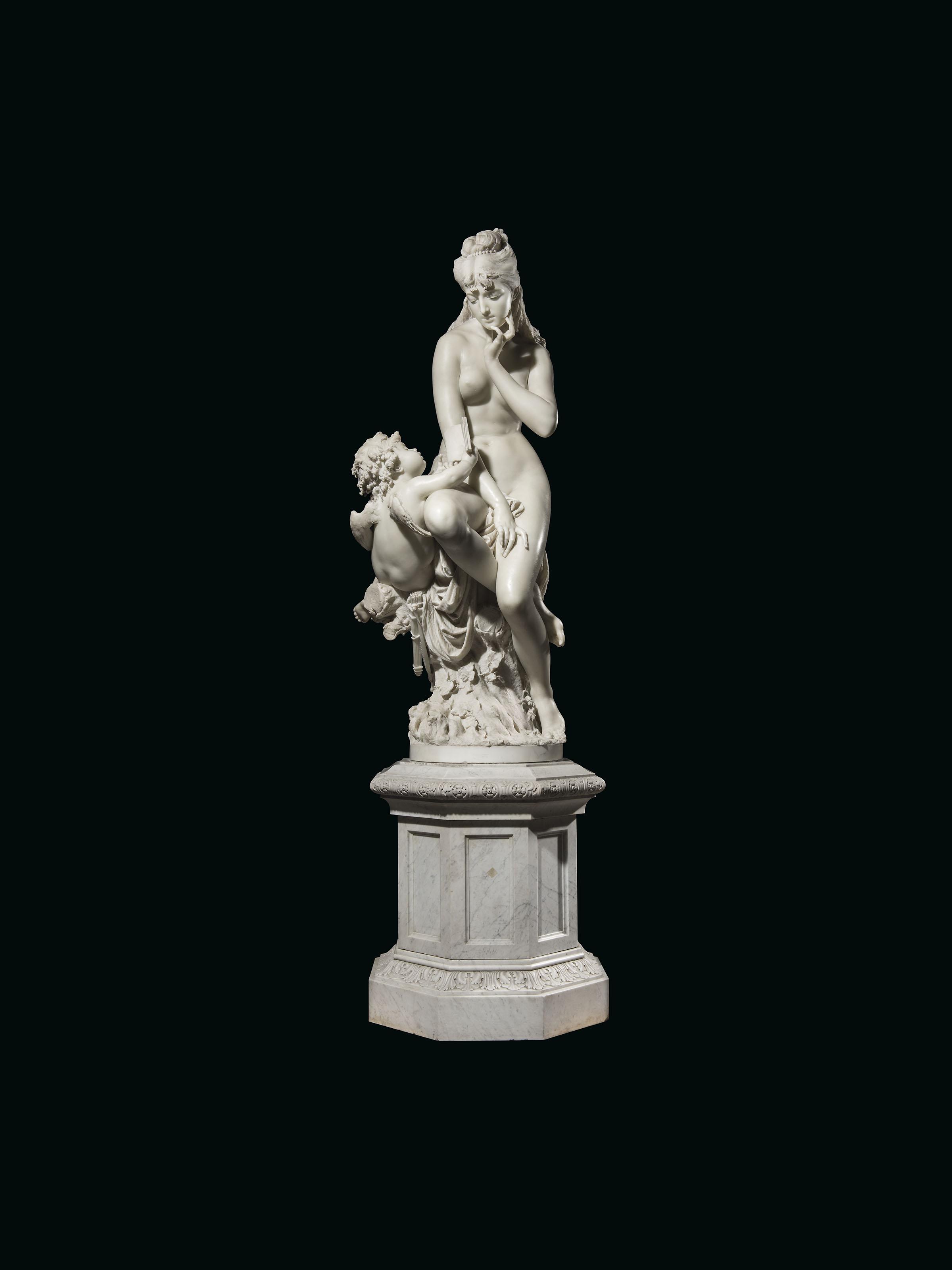 ANDREA MALFATTI (ITALIAN, 1832–1917)