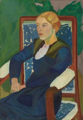 Nadezhda Lermontova (1885-1921)