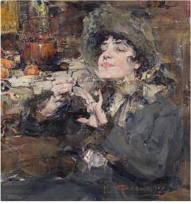 Nicolai Fechin (1881-1955)