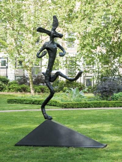 Barry Flanagan, R.A. (1941-200