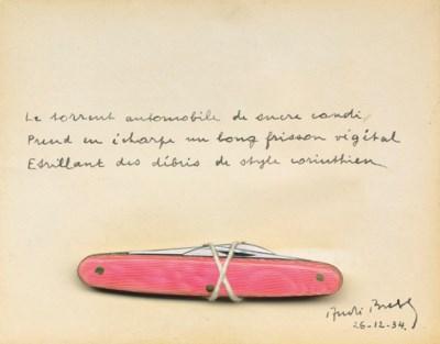 André Breton (1896-1966)