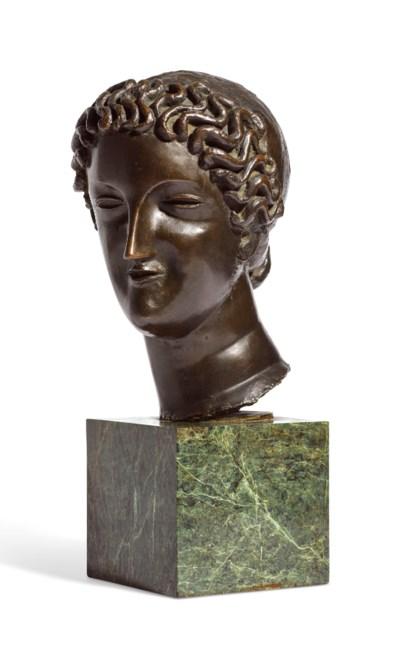 Elie Nadelman (1882-1946)