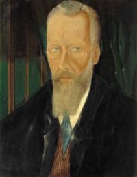 Bildnis Franz Haßler