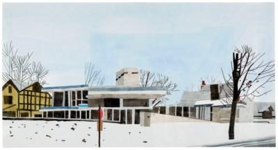 Jonas Wood (B. 1977)