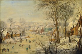 Pieter Brueghel, the Younger   (Brussels c. 1564-1638 Antwer