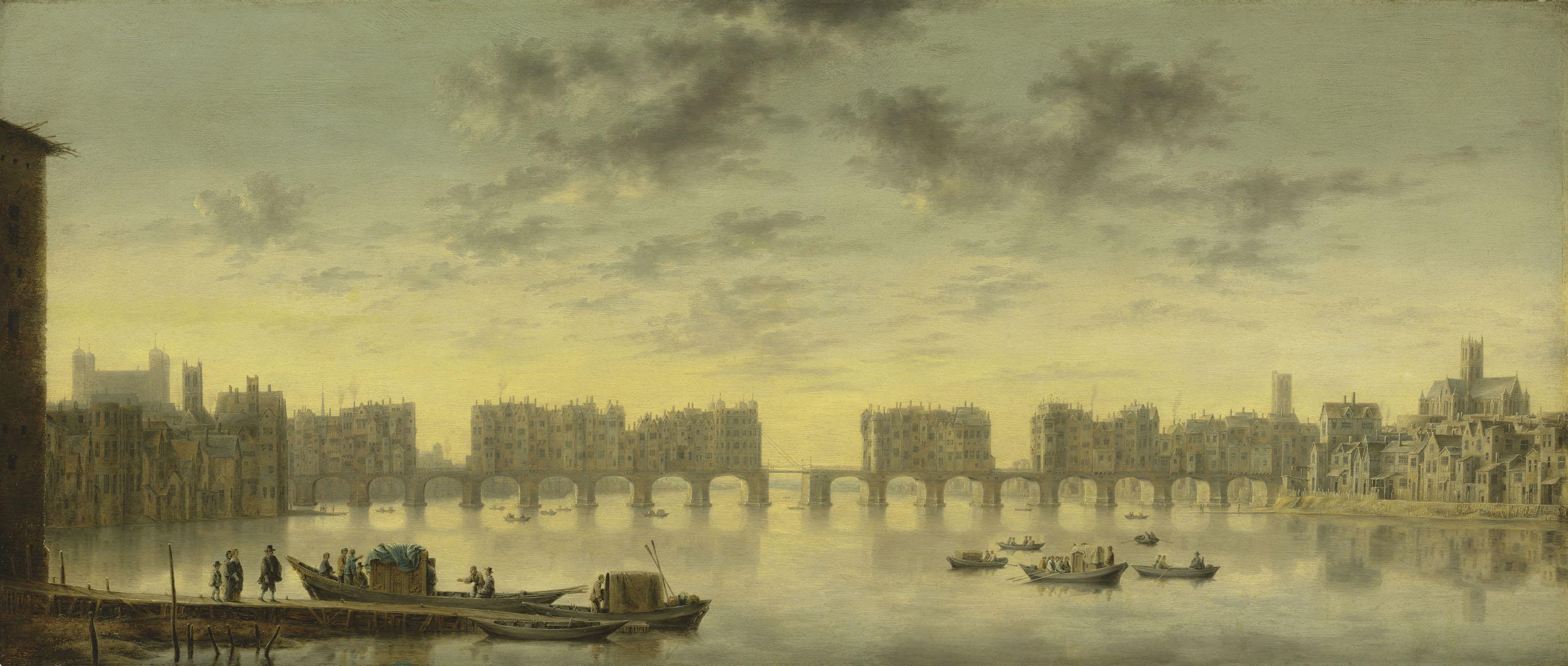 Claude de Jongh  (Utrecht c. 1600-1663)