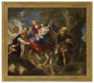 Valerio Castello  (Genoa 1624-