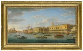 Hendrik Frans van Lint, lo Studio   (Antwerp 1684-1763 Rome)