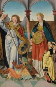 Bartholomäus Bruyn I (Wesel or