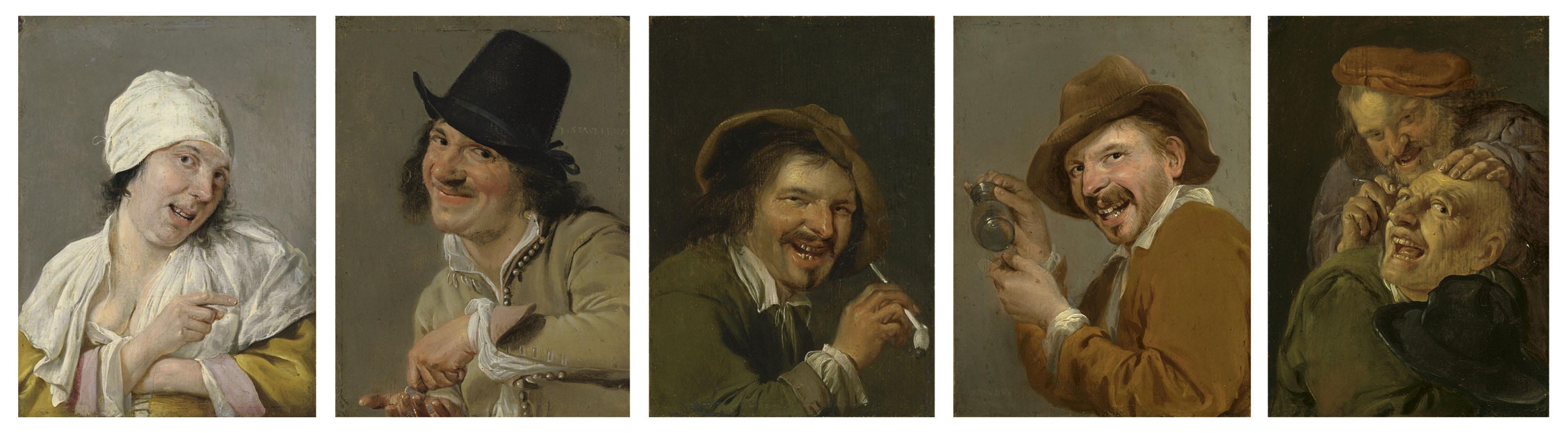 Petrus Staverenus (active The Hague c. 1635-1654)