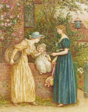Kate Greenaway, R.W.S. (1846-1901)