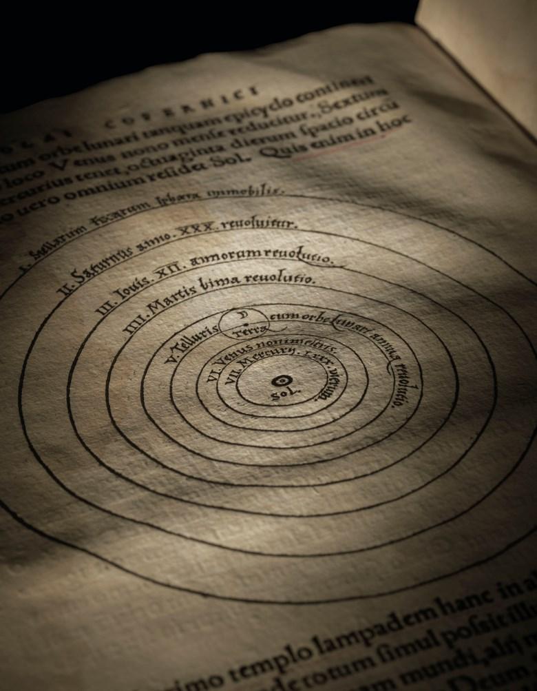 Nicolaus Copernicus (1473-1543). De revolutionibus orbium coelestium, libri V. Nuremberg Johann Petreius, 1543.The first edition of the most important scientific publication of the 16th century. Sold for £587,250 on 10 July 2019 at Christie's in London