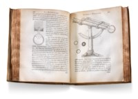 DESCARTES, René (1596-1650). Discours de la méthode pour bien conduire sa raison, et chercher la vérité dans les sciences. Plus la dioptrique. Les météores. Et la géométrie. Leiden: Jan Maire, 1637.