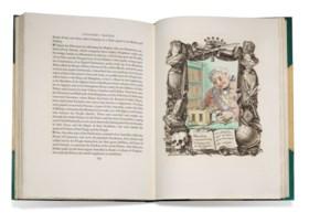 WHISTLER, Rex (1905-1944, illustrator) and Jonathan SWIFT (1
