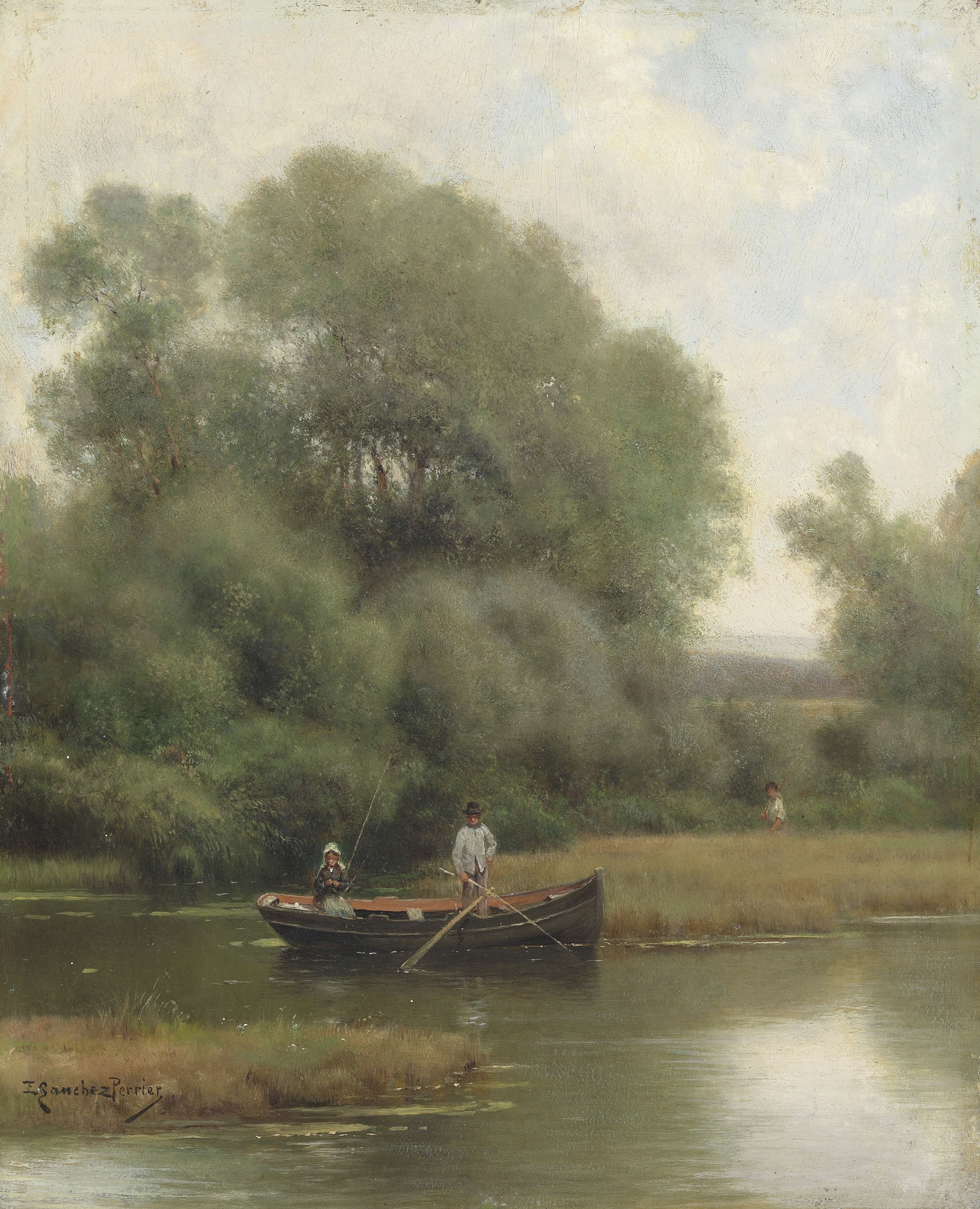 Emilio Sánchez Perrier (Spanish, 1855-1907)