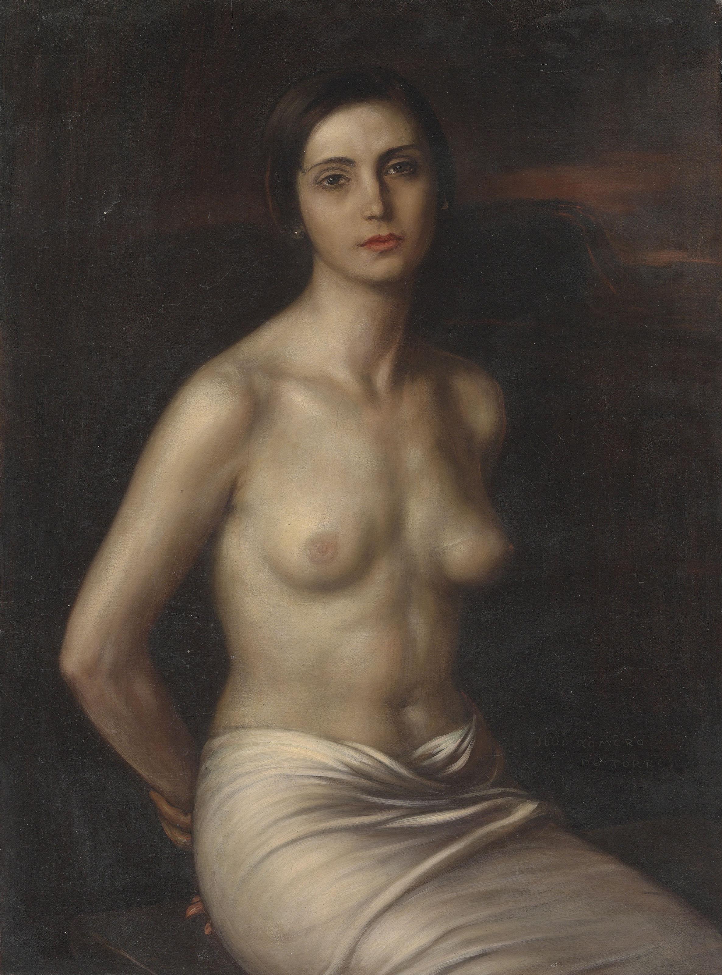 Julio Romero de Torres (Spanish, 1874-1930)