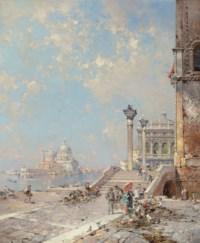 Ponte di Paglia, Riva Schiavoni, Venice
