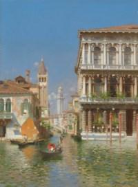 Rubens Santoro (Italian, 1859-