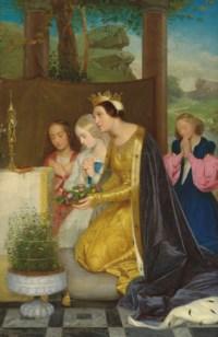 Sainte Amélie, Reine de Hongrie