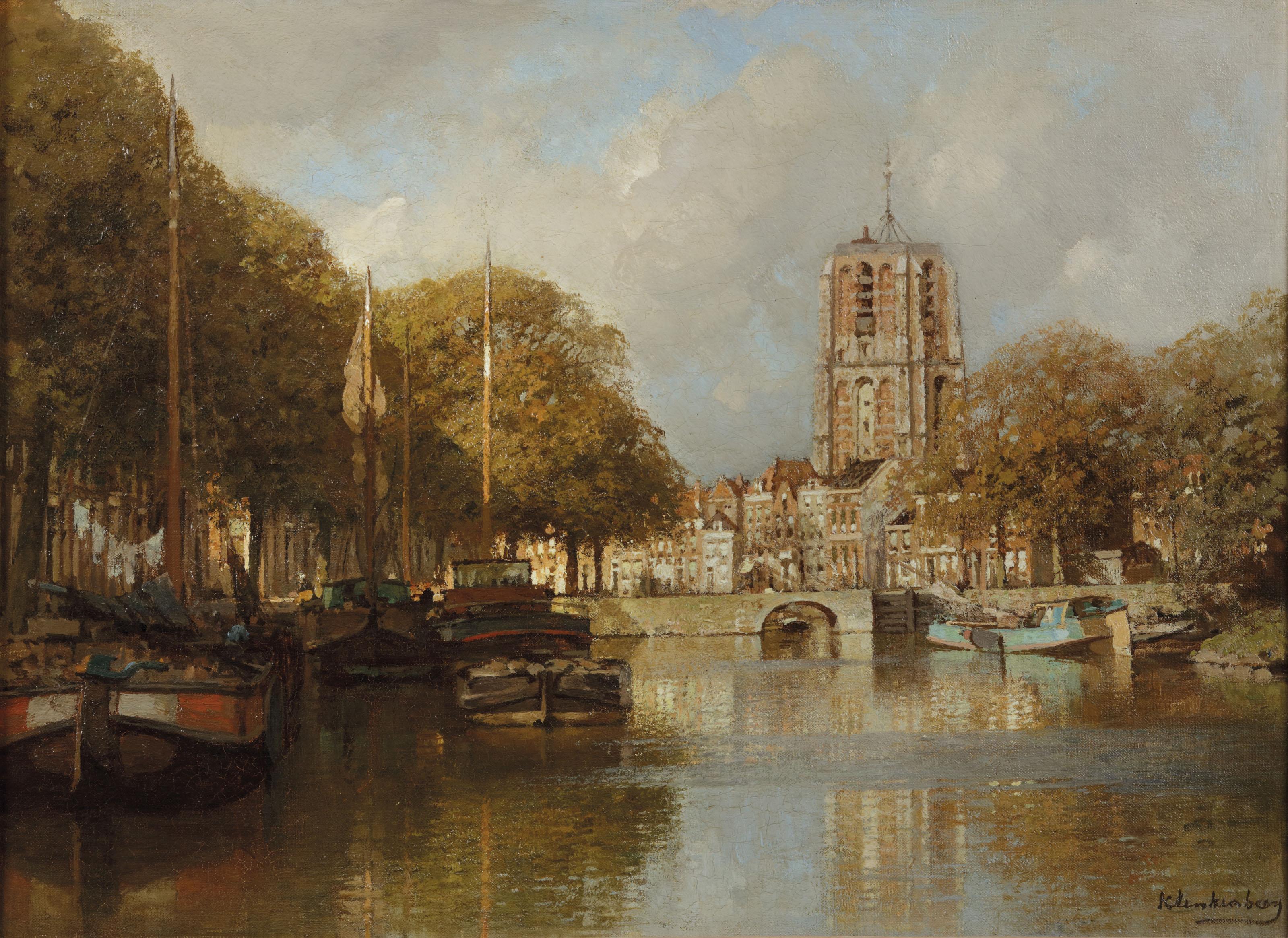 Johannes Christiaan Karel Klinkenberg (Dutch, 1852-1924)