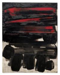 Peinture 146 x 114 cm, 6 mars 1960
