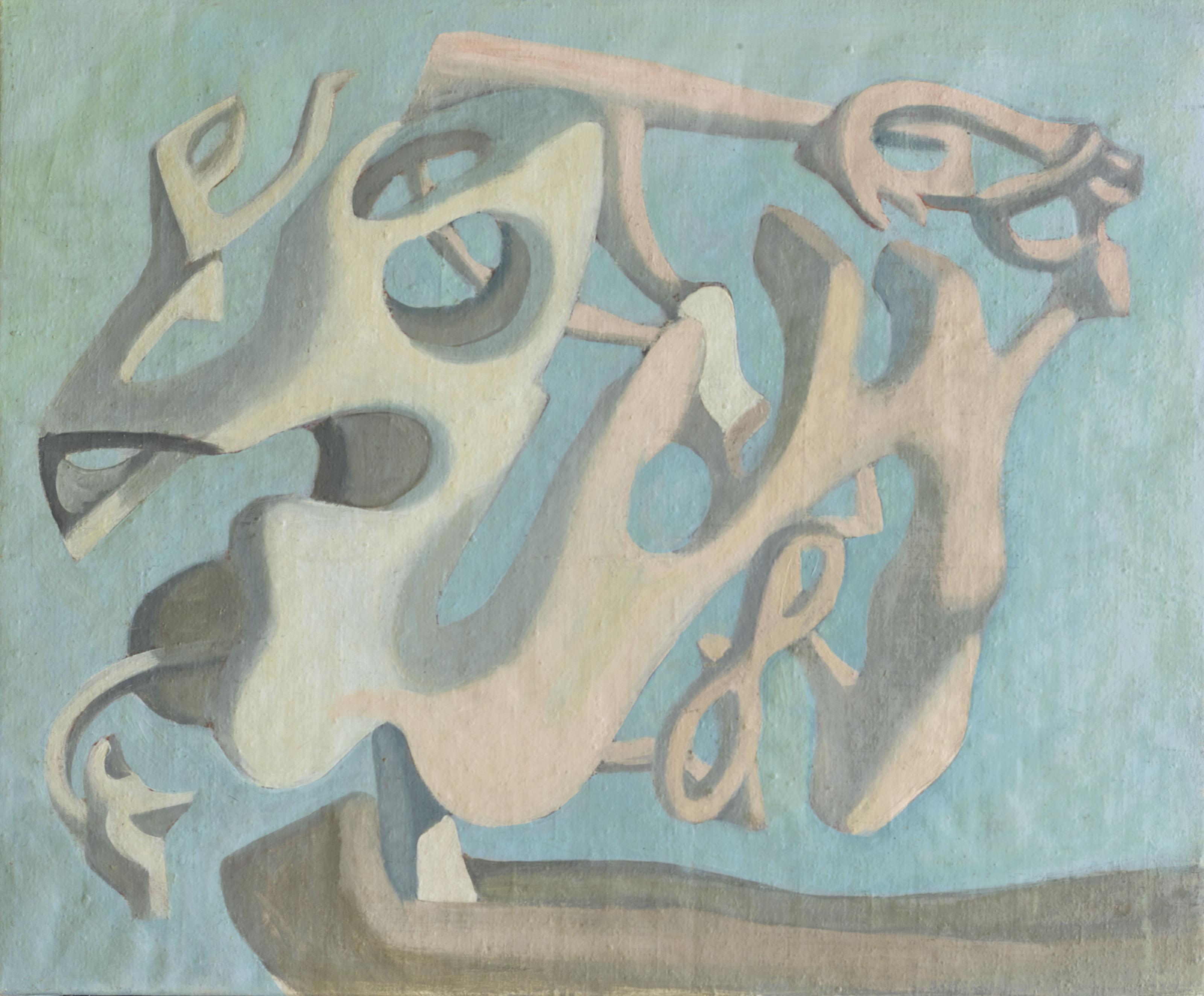 Antoine Malliarakis Mayo (French/Greek, 1905-1990)