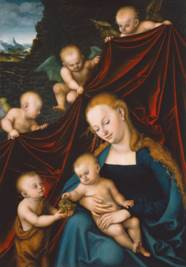 Lucas Cranach, the Younger  (W