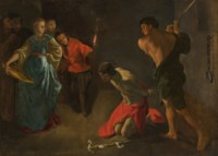 Execution of Saint John the Baptist