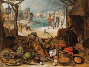 Sebastien Vrancx (Antwerp 1573