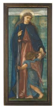 Sir Edward Coley Burne-Jones,