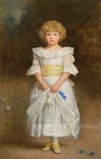Portrait of Dorothy Lawson