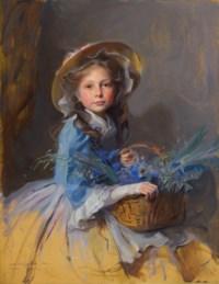 Mrs Adrian van Montagu, née Anne Mabel Olivia Trouton