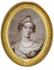 FRENCH OR RUSSIAN, CIRCA 1800