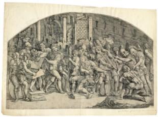 ANTONIO FANTUZZI (ACTIVE 1537-