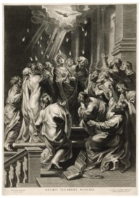 PAULUS PONTIUS (1603-1658) AFT
