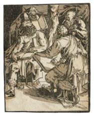 DOMENICO BECCAFUMI (1486-1551)