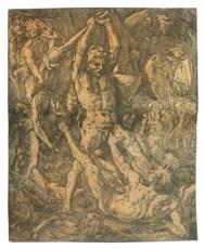 HENDRICK GOLTZIUS (1558-1617)