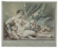 L'Amour prie Venus de lui rendre ses armes