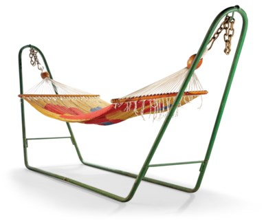 'HAMMOCK, SOFT SCULPTURE'