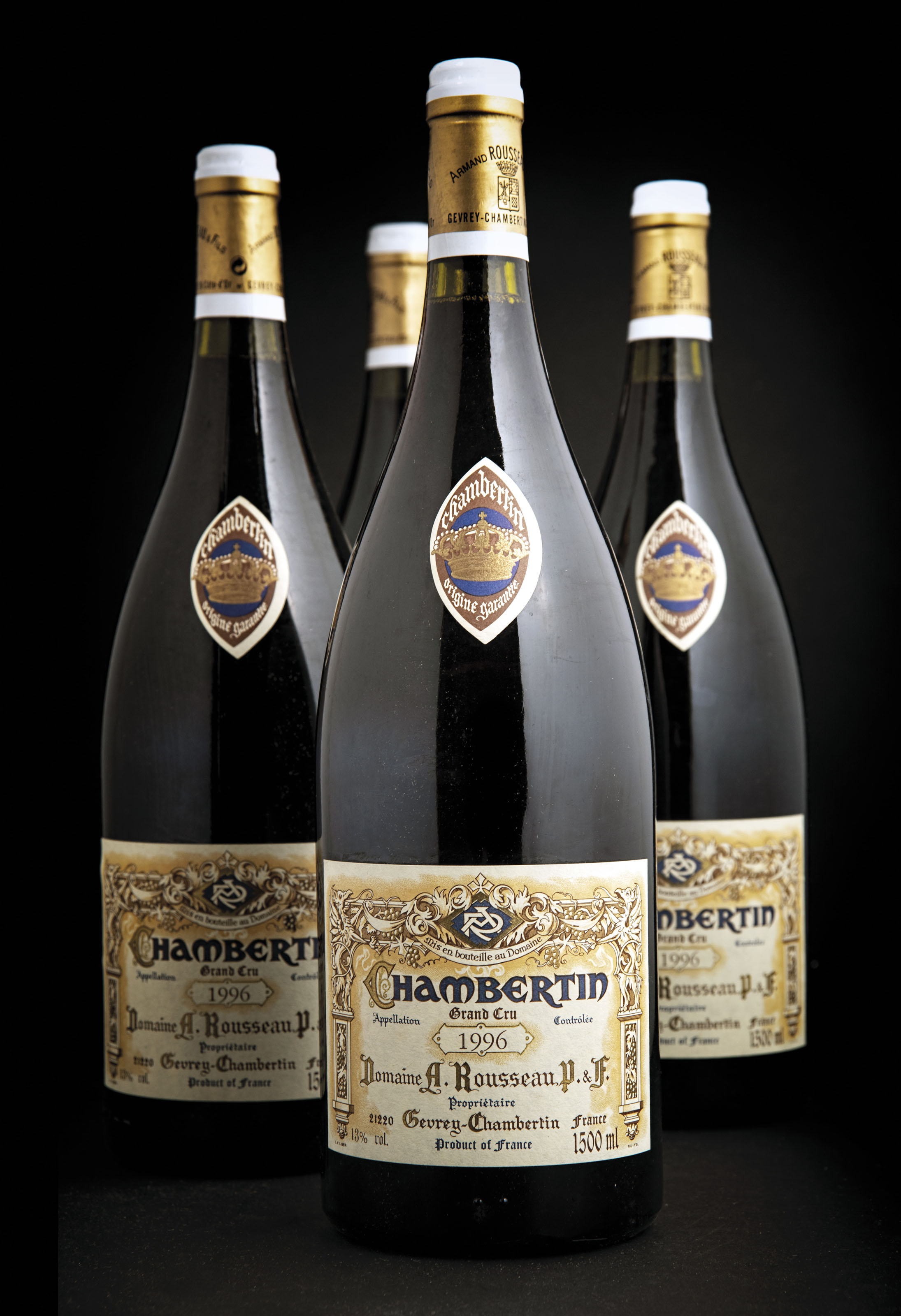 Fine and Rare Wines Including Rare Burgundy to Benefit Maison Jacques Copeau