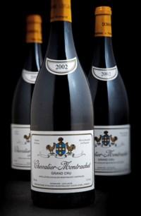 Domaine Leflaive, Chevalier-Montrachet 2002