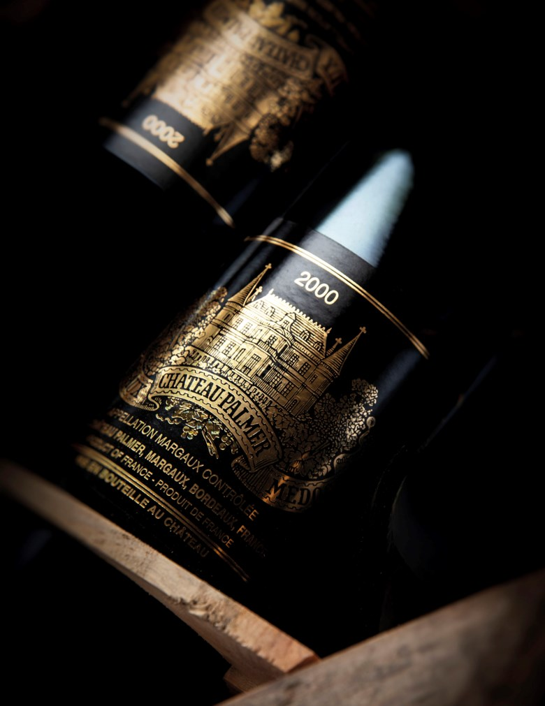 Château Palmer 2000, 12 bottles per lot. Estimate £2,000-3,000. Offered in Finest and Rarest Wines and Spirits on 5-6 June 2019 at Christie's in London
